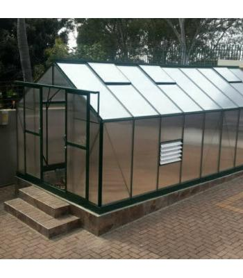 Gro Gardener Greenhouse Kit (6.3m)