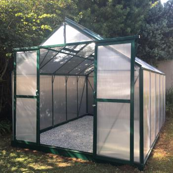 GRO Gardener Greenhouse & Accessories Combo (3.5m)