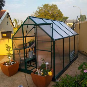 Easy Gro Greenhouse & Accessories Combo